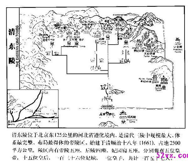 日暮东陵:清东陵地宫珍宝被盗之谜