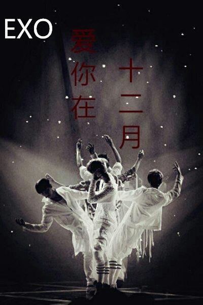 (EXO同人)EXO爱你在十二月封面