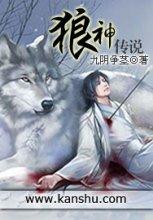 狼神传说封面